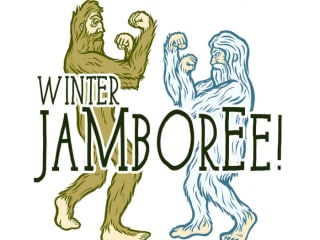 The Buzz Mill Winter Jamboree poster CROPPED - December 2014