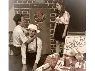 "Improv Comedy: ""A Very Vaudeprov Christmas"" with CAN Film Festival and Casual Latin – Level 1 Recital"
