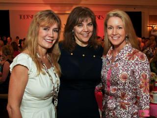 News_Friends of Nursing luncheon_March 2012_Marci Alvis_Terri Havens_Marita Fairbanks