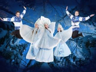 Chernyuk-Sunrise International Dance Corporation presents Snow Queen's Frozen Journey