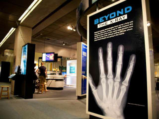 Health Museum exhibit opening: Beyond the X-Ray