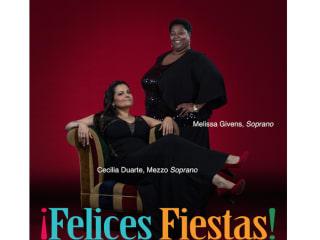 """Ars Lyrica presents """"Felices Fiestas"""""""