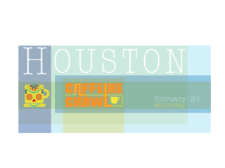 Caffeine Crawl Houston 2015