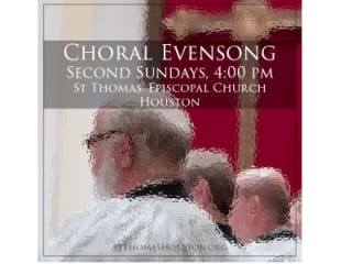 "St. Thomas' Episcopal Church presents ""Choral Evensong"""
