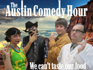 The Austin Comedy Hour_ColdTowne Theater_poster CROPPED_January 2015