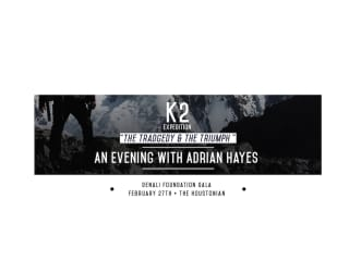 """""""An Evening with Adrian Hayes"""" benefiting Denali Foundation"""