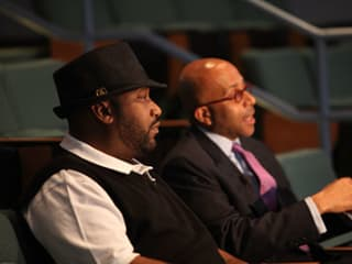 "Conversation with Anthony Pinn, Monica Miller and Bernard ""Bun B"" Freeman: ""The Influence of Gandhi and King on Hip-Hop Culture"""