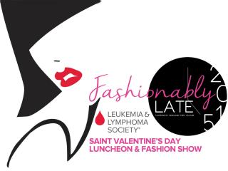 Leukemia & Lymphoma Society presents Saint Valentine's Day Luncheon & Fashion Show