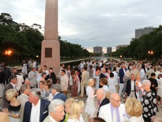 """Hermann Park Conservancy's 2015 """"Evening in the Park"""" Gala"""