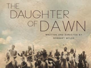 The Daughter of Dawn_Norbert Myles_movie poster CROPPED_2015