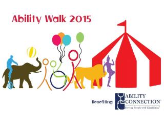 Ability Connection Texas presents Ability Walk