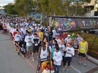 "Third Annual ARTrust 5K Run/Walk ""Light Up the Night"""