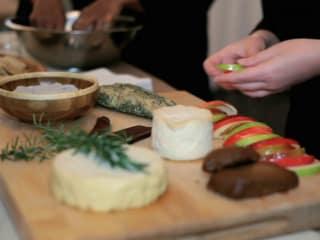 The Natural Epicurean vegan cheese