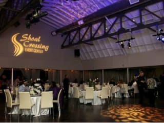 Shoal Crossing Events Center interior