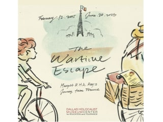 Dallas Holocaust Museum presents The Wartime Escape