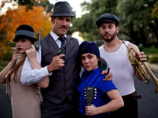 Crank Collective_The True Story of Bonnie and Clyde_musical_2015