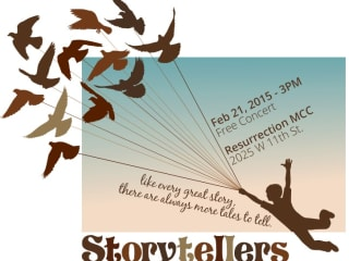 "Houston Pride Band presents ""Storytellers"""