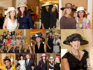Easter Seals Greater Houston's 17th Annual Hats Off to Mothers Luncheon
