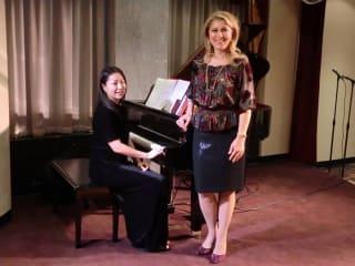 Houston Tuesday Musical Club presents mezzo-soprano Milena Kitic