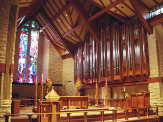 Organ Concert Celebrating the 10th Anniversary of the Létourneau Pipe Organ with Scott Dettra
