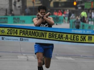 Paramount Break-a-leg 5K_Paramount Theatre_marathon_2014