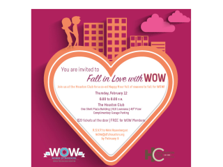 "Women of Wardrobe hosts ""Fall in Love with WOW"" benefiting Dress for Success Houston"