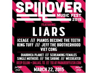 Spillover Music Fest 2015