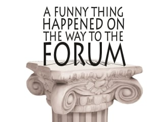 Bayou City Theatrics presents A Funny Thing Happened on the Way to the Forum