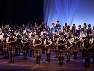 "Saint Thomas' Episcopal School presents ""Sounds of Scotland"" Concert"