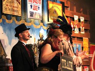 Old West Melodrama presents The Shagwood Secret