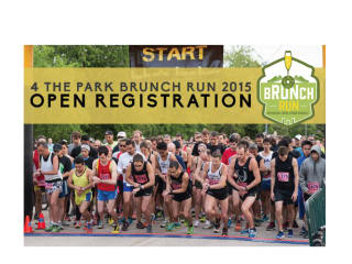 Memorial Park Conservancy's Brunch Run 2015