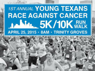 Young Texans Race Against Cancer
