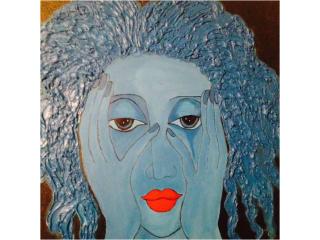 Janette Kennedy Gallery presents Soukaa Sings the Blues
