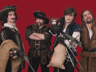 Houston Family Arts Center presents The Three Musketeers