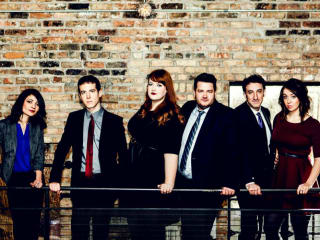 The Second City_comedy troupe_Chicago_2015