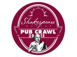 Shakespeare Dallas Pub Crawl 2015