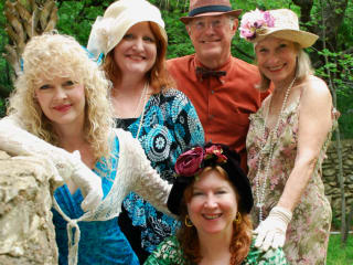 The Studebakers_Austin band