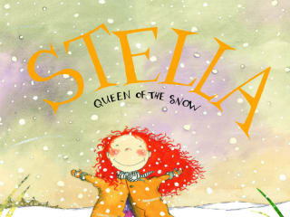 Stella Queen of the Snow_Marie-Louise Gay_book cover CROPPED_2010