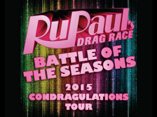 RuPaul's Drag Race Battle of the Seasons Tour 2015