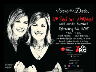 American Heart Association_Go Red for Women Summit_February 2015