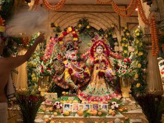 Moon Rising Festival (Gaura Purnima)
