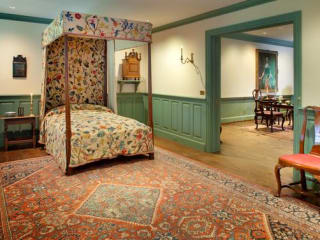 """Carol and Les Ballard Lecture Series: """"The Material of Sleep in Early New England"""""""