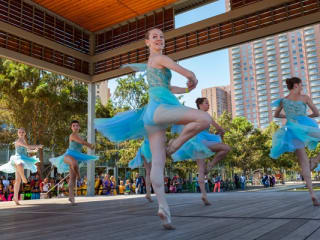 "Dance Houston hosts ""Discover Dance"""
