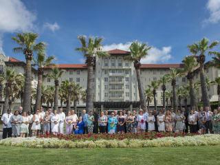 Hotel Galvez Wedding Vow Renewal Ceremony 2015