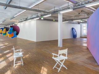 Alex Israel Installation View
