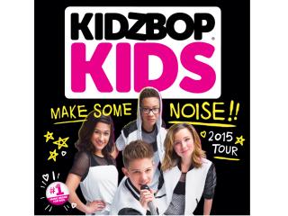 "Kidz Bop in concert: ""Make Some Noise Tour"""