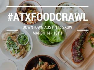 ATX Food Walk SXSW 2015
