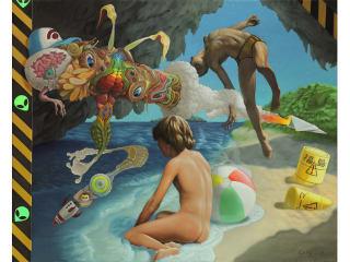 LuminArte Gallery presents Dreams and Divinities Equinox