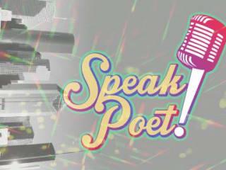 Speak!Poet with Ken Jones and Carolyn Adams