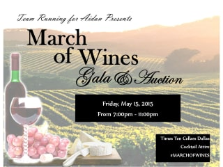 March of Wines at Times Ten Cellars